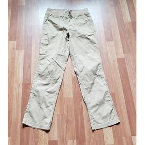 Jones new york khaki cargo pants